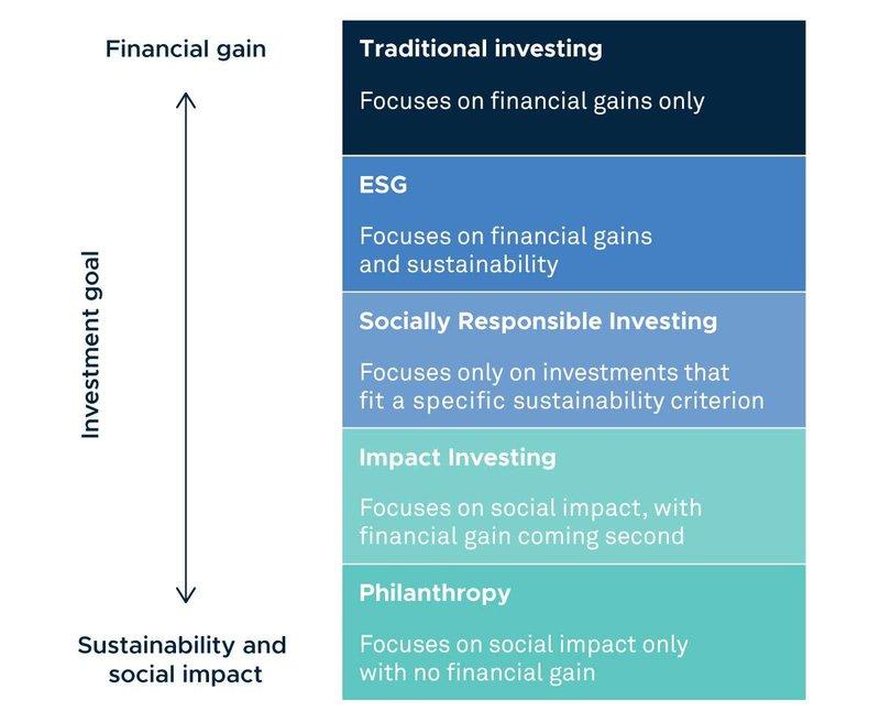 Sustainable investing strategies